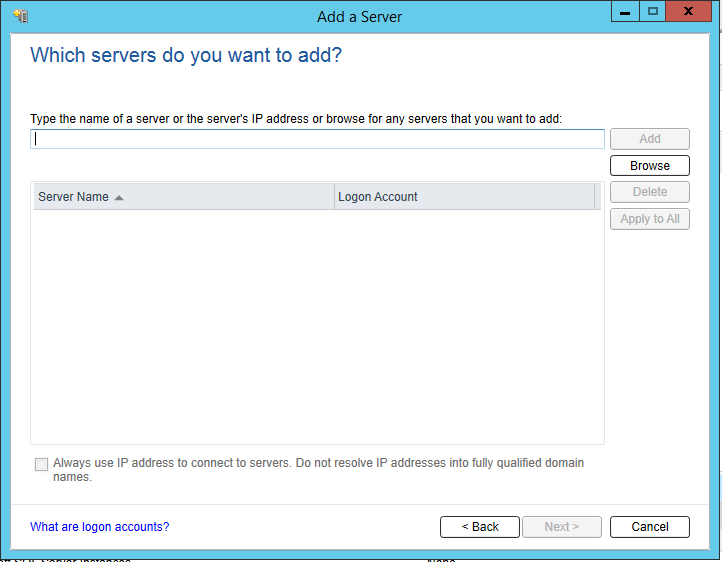 How to install Remote Agent for Windows Servers in Backup Exec 20.5 440
