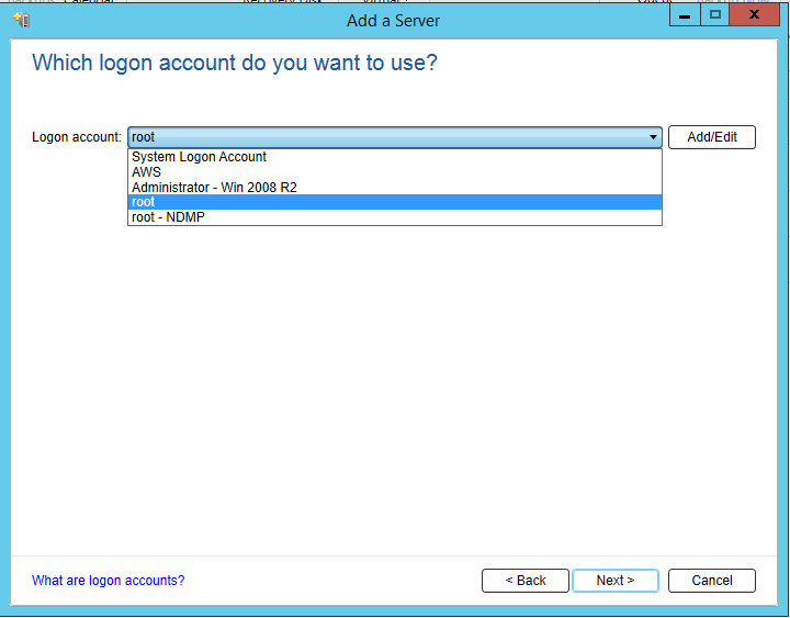 How to install Remote Agent on Linux server in Backup Exec 20 424