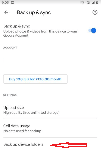 How to take full backup of Android phone on PC 352