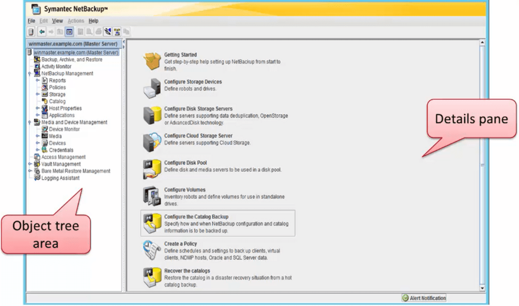 How to install NetBackup Administration console? 231
