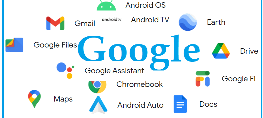 Amazing Google Products and Features available for all 116