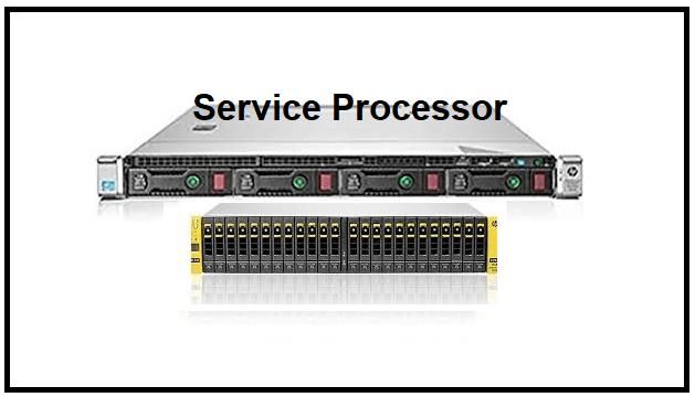 How to install 3par Virtual Service Processor 4.4 130