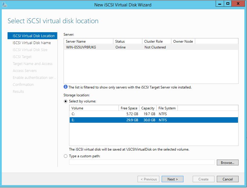 How to Add iSCSI Storage to Datastore in Vmware ESXi 5.5 91