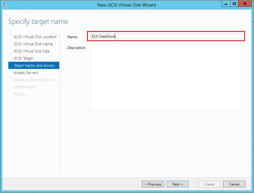 How to Add iSCSI Storage to Datastore in Vmware ESXi 5.5 95