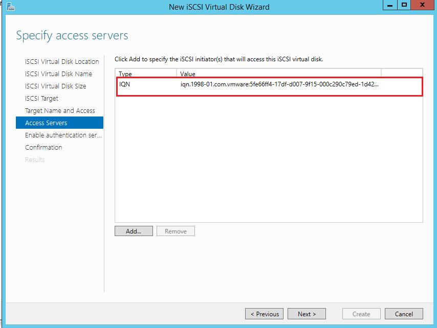 How to Add iSCSI Storage to Datastore in Vmware ESXi 5.5 98