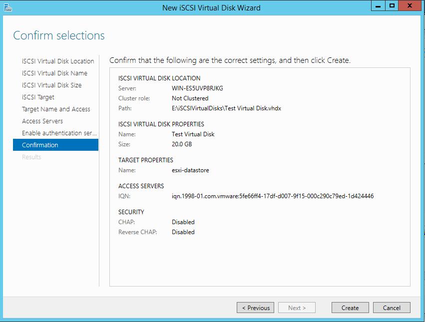 How to Add iSCSI Storage to Datastore in Vmware ESXi 5.5 100