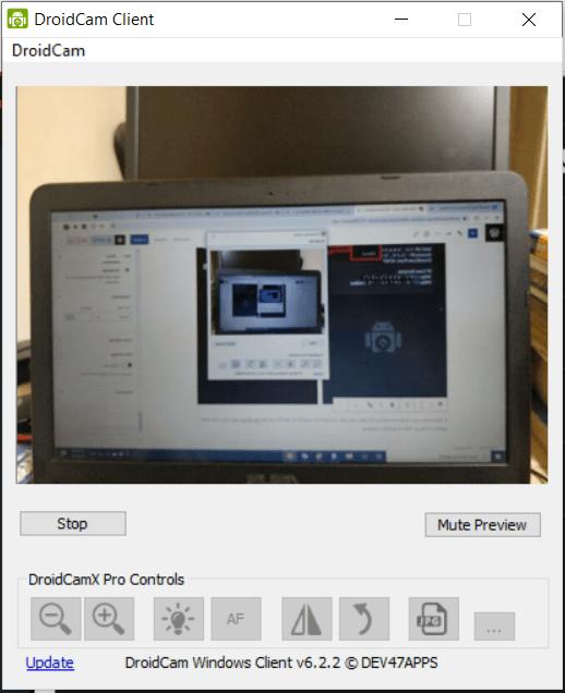 How to make CCTV Camera using Mobile Camera? 36