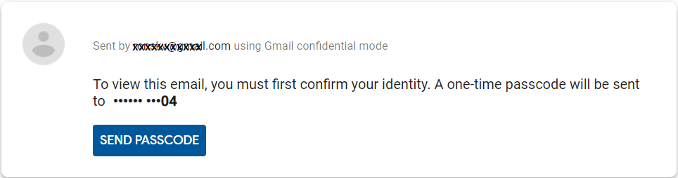 How to Send Confidential and Secure Email using Gmail 26