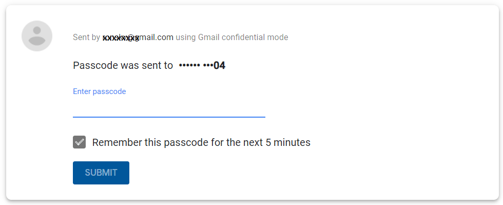 How to Send Confidential and Secure Email using Gmail 27